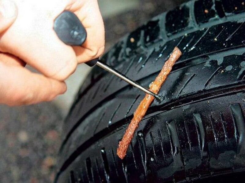 NOVO kit de Reparação GALÁXIA para pneus sem câmara N ° 1: cola, 5 pacotes, I ferramenta de reparo do pneu de carro frete grátis 777 003 - 3