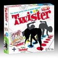 La más nueva Versión del Clásico Juego, con 2 más movimientos Del Dedo Twister + Cuerpo Twister Party Juego/Juguete Del Partido Juego de inteligencia