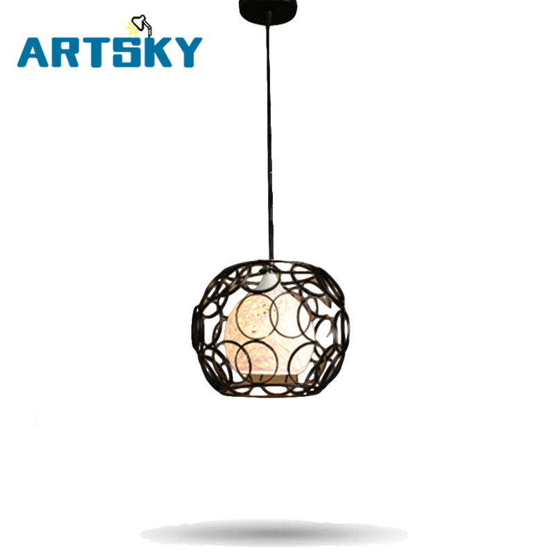 Nordic Modern Industrial Style Pendant Lighting  Art Creative Pendant Lamp Dining Room Bedroom Study Lamps creative lamp the dog contemporary and contracted study lamp bedroom the head of a bed folding the mywood art lighting