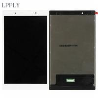 LPPLY 8 Inch White Black LCD Assembly For Lenovo Tab4 8 8504 TB 8504F TB 8504X