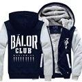 La Moda de invierno Espesar Tops Wrestling Finn Balor Club Romano Reina Nadie Está a Salvo de Seth Rollins Dean Ambrose Zipper Abrigos