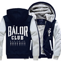 Winter Fashion Thicken Tops Wrestling Finn Balor Club Roman Reigns No One Is Safe Seth Rollins Dean Ambrose Zipper Coats