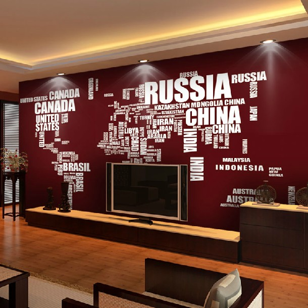 Custom 3d photo wallpaper color world map wallpaper bedroom children custom 3d photo wallpaper color world map wallpaper bedroom children room cafe backdrop english letter wallpaper mural in wallpapers from home improvement gumiabroncs Image collections