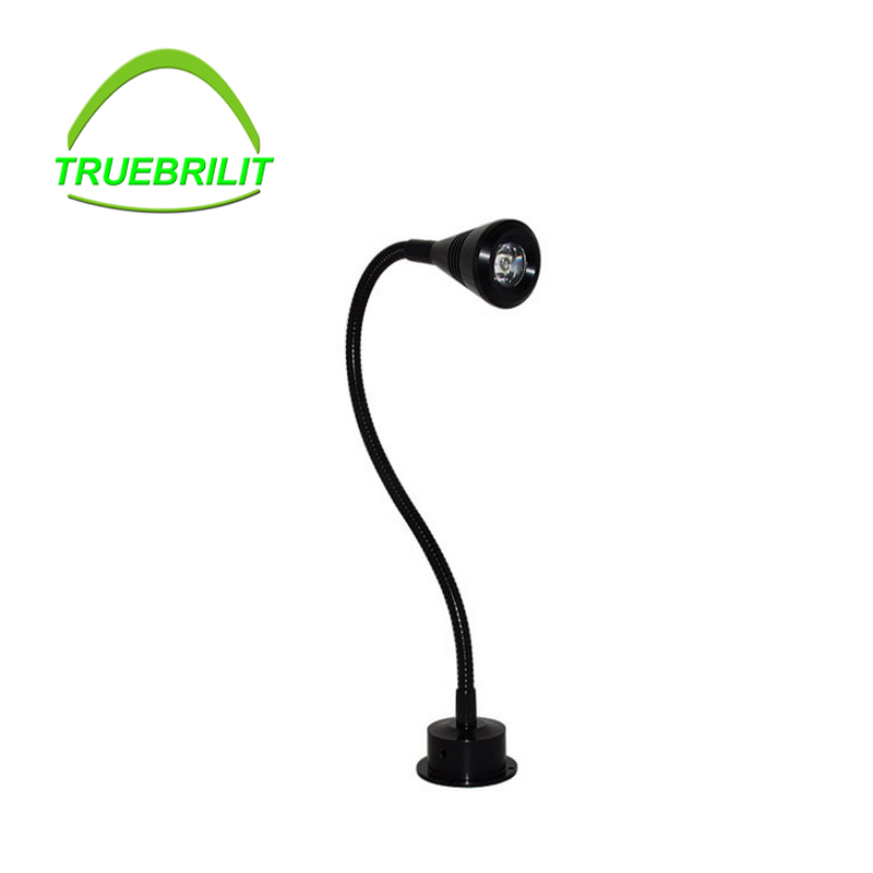 3W Adjustable Wall Lights Flexible Hose LED Modern Wall Lamp Arm Light Study Tube Lamp Bedside