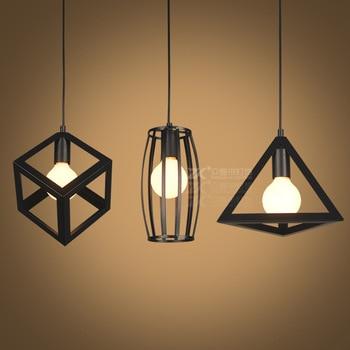 Industrial Pendant Light Fixtures Dining Room Lights Vintage Pendant Lights Glass Lamp Loft Ceiling Pendant Lamps
