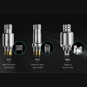 Image 5 - Наборы электронных сигарет Smoant Pasito Vape Pen Kit 1100mAh перестраиваемый DIY Pod 3ML Atomizer MTL DTL vaporizador Starter Kit vs Jester