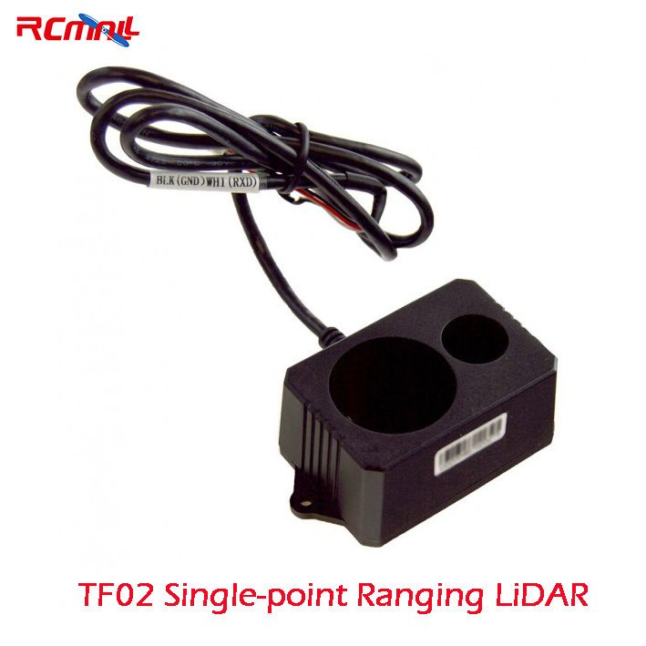 RCmall TF02 LIDAR LED Télémètre Unique Point Allant IP65 22 m Benewake pour Arduino Pixhawk Drone FZ3065