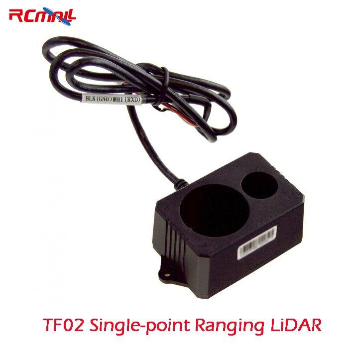 RCmall TF02 LIDAR LED telémetro solo punto que van IP65 22 m Benewake para Arduino Pixhawk Drone FZ3065