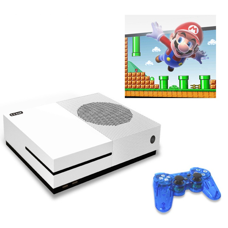 HD Games Consoles 4GB Video Game Console Support HDMI TV Out Built-In 600 Classic Games Player For GBA/SNES/NES Format+TF Card for retroport for nes to for snes cartridge adapter for niinntteennddo snes 16 bit consoles