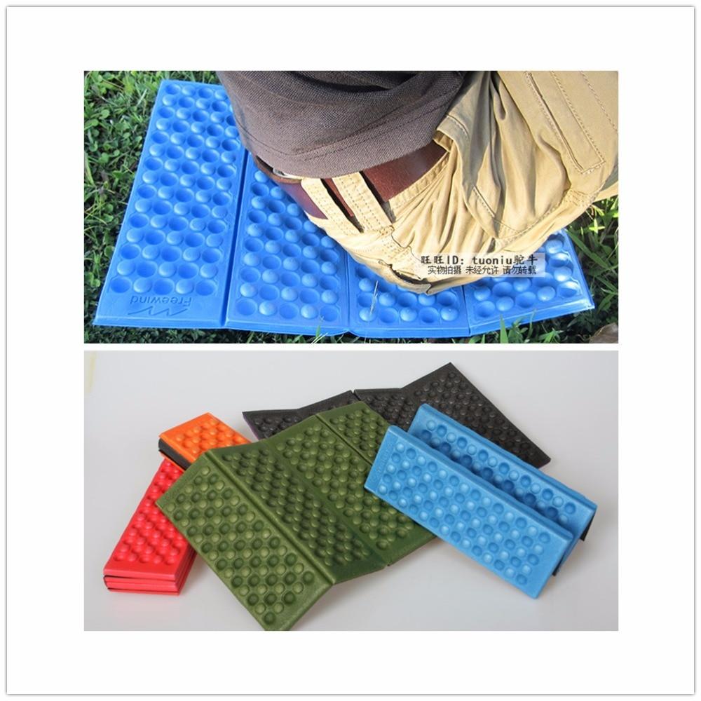 VILEAD 5 Colors Outdoor Folding XPE Waterproof Camping Mat Picnic Damp Proof Sitting Mat Cushion Foam Beach Mat Tourist Mat