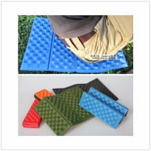 Outdoor Folding XPE Waterproof Camping Mat Picnic Damp Proof Sitting Cushion Foam for