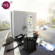 TAITIAN 4000LM G7 LED Headlight Conversion Kit H1 Bulb 6500K White Super Light h1 in Car Light Source led car  Auto headlamp