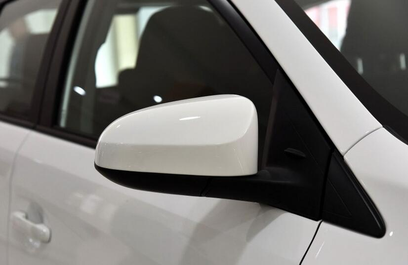 Capqx High Quality Manual Side Mirror For 2014 2015 Toyota