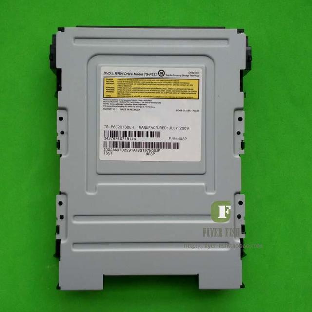 新しいdvd + r/rwドライブモデル用TS P632D/sdeh記録ドライバTS P632D光学ピックアップローダーts P632D TS P632