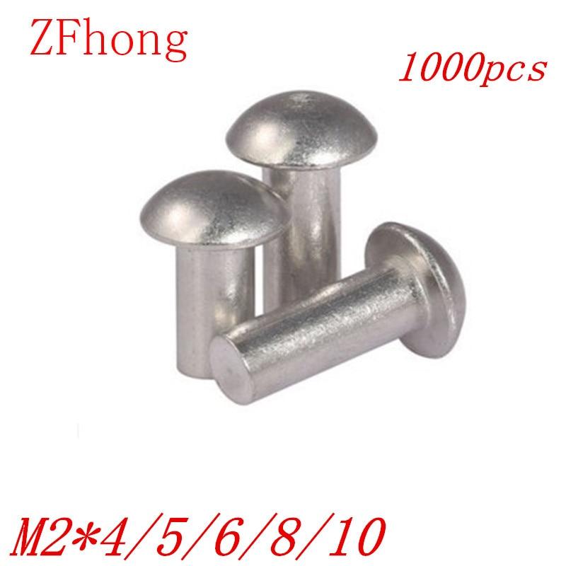 "25 pcs 3//32  X 1/""  Steel Round Head Solid Rivet UK made."