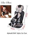 Niños de protección del coche 0-4 años del bebé del asiento de coche, portátil y cómodo Infant asiento de seguridad, práctico cojín bebé 2016 caliente venta