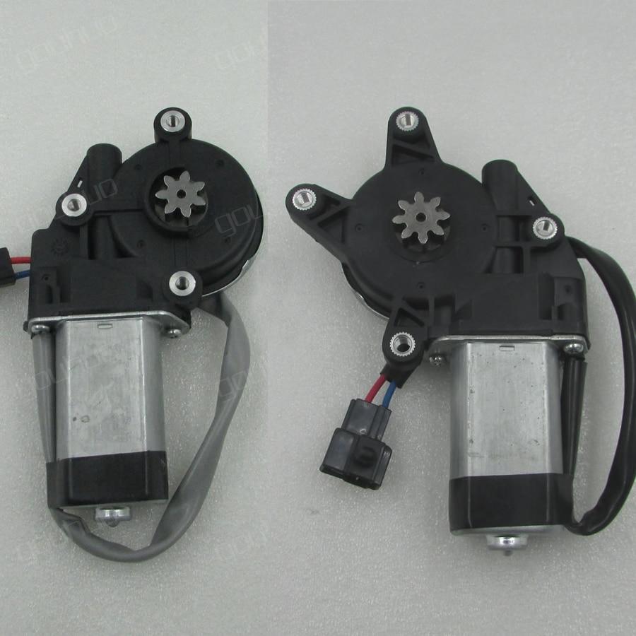Universal power window motor electric window regulator for Power window regulator motor