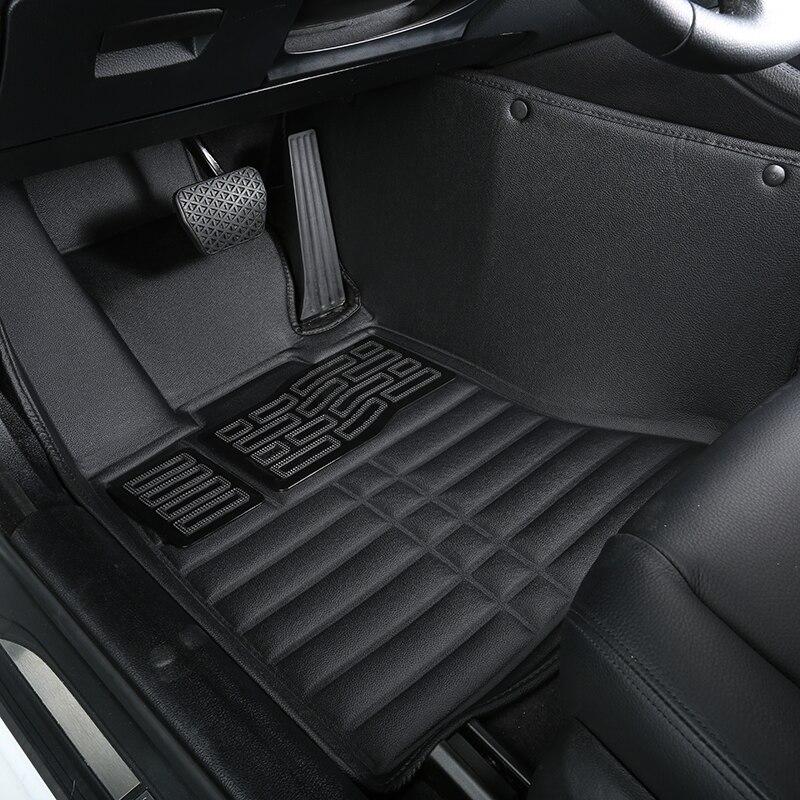 Good Quality Custom Special Floor Mats For Mercedes Benz Gle Class