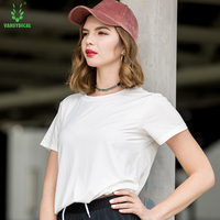 Sports Short Sleeved Women Spring And Summer Quick Drying T Shirt Back Stitching Net Yarn Breathable