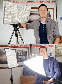 MARSWALLED عالية CRI RA 90 +/95 +/97 + LED قطاع ضوء SMD5630 النهار الأبيض 5600K للكاميرا التصوير DIY LED مصباح لوح