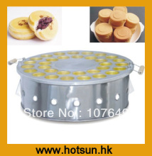 Hot Sale 32pcs Gas Bean Waffle Maker