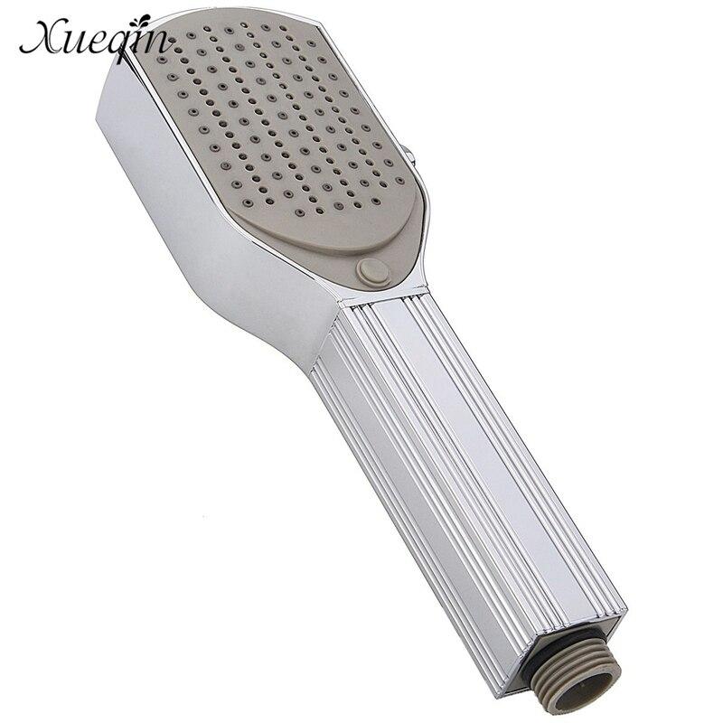 Xueqin Bathroom Rainfall Shower Head Nozzle SPA Comb Massage Skin ...
