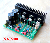breeze audio Reference UK naim / Ming NAP 200 line power amplifier board kit