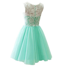 Mint Green Party Evening Dresses