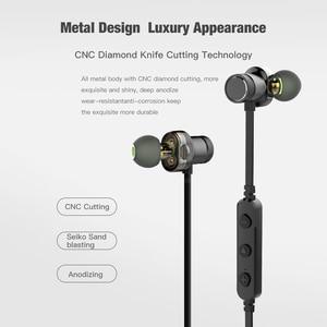 Image 2 - AWEI T13 Bluetooth אוזניות כפולה נהג אלחוטי אוזניות Hi Fi סטריאו קול אוזניות אוזניות עם מיקרופון Fone דה ouvido עבור טלפון