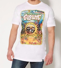 Wholesale T Shirts O-Neck Funny Short Sleeve Mens Sublime Sun Under The Sea -Lbc Shirt