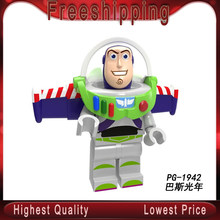 Super Heroes Inhumans Royal Family Buzz Lightyear Man Bricks Building Blocks Toys For Children Gift PG1942(China)