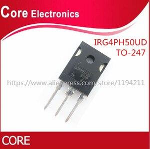 10pcs/Lot IRG4PH50UD G4PH50UD IGBT 1200V TO-247 NEW
