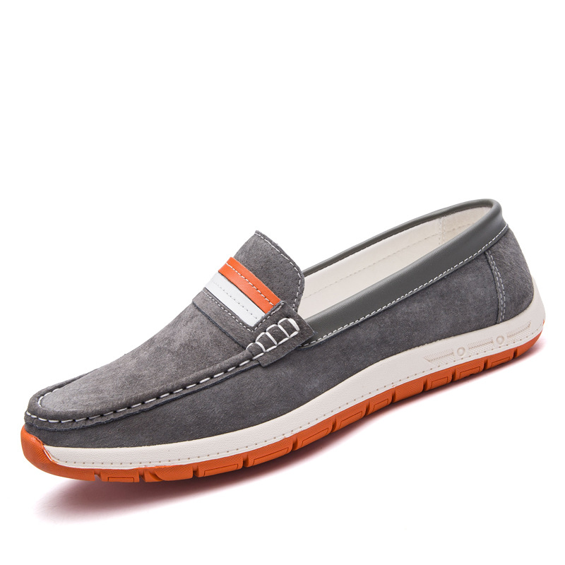 High Quality Genuine Leather Men Casual Shoes Men Flats Gommino Driving Shoes,Brand Fashion Spring Autumn Moccasins Men Loafers spring high quality genuine leather dress shoes fashion men loafers slip on breathable driving shoes casual moccasins boat shoes