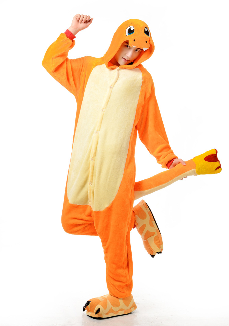 Anime Pokemon Charizard Pajamas Charmander Kigurum Unisex Adult Animal Onesies Cosplay Costume Pyjamas Fire Dragon Jumpsuit -in Anime Costumes from Novelty ...  sc 1 st  AliExpress.com : buddy the dinosaur costume  - Germanpascual.Com