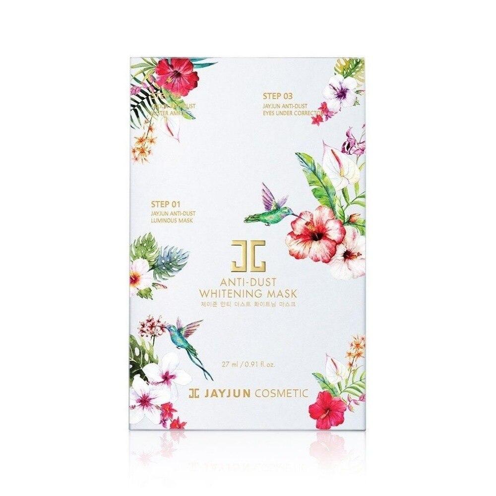 JC Jayjun ANTI DUST THERAPY WHITENING MASK 10pcs box