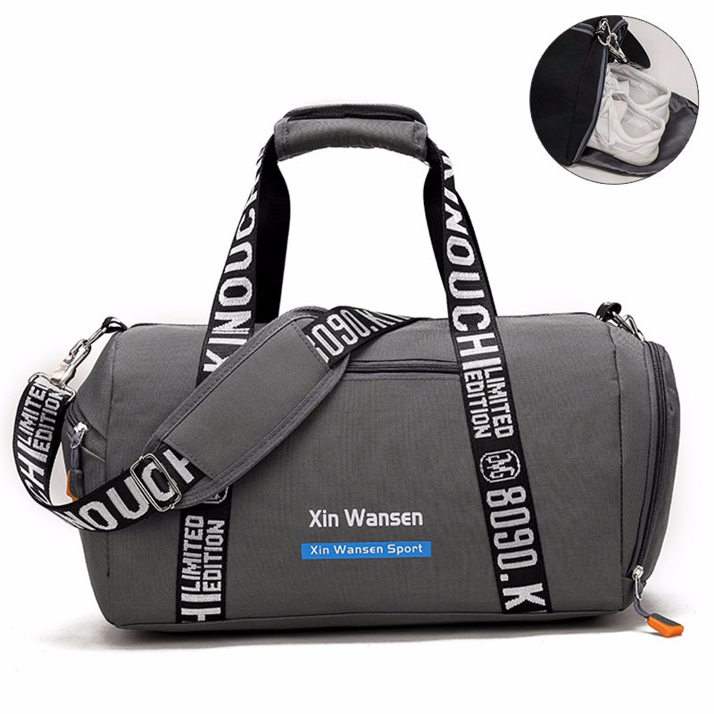 8f3d702dba04 2018 TECHWILL Sports Bag Gym Bag for Men Women's Gym Fitness Bags ...