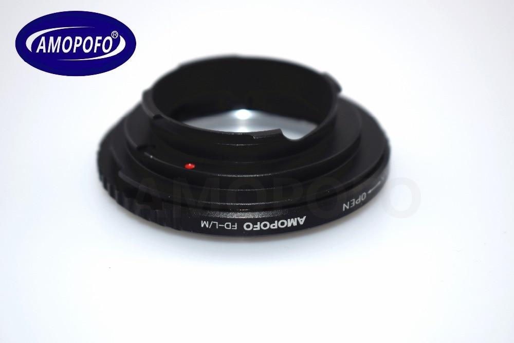Leica üçün Canon FD lens üçün FD-LM Adapter TECHART LM-EA 7 - Kamera və foto - Fotoqrafiya 4