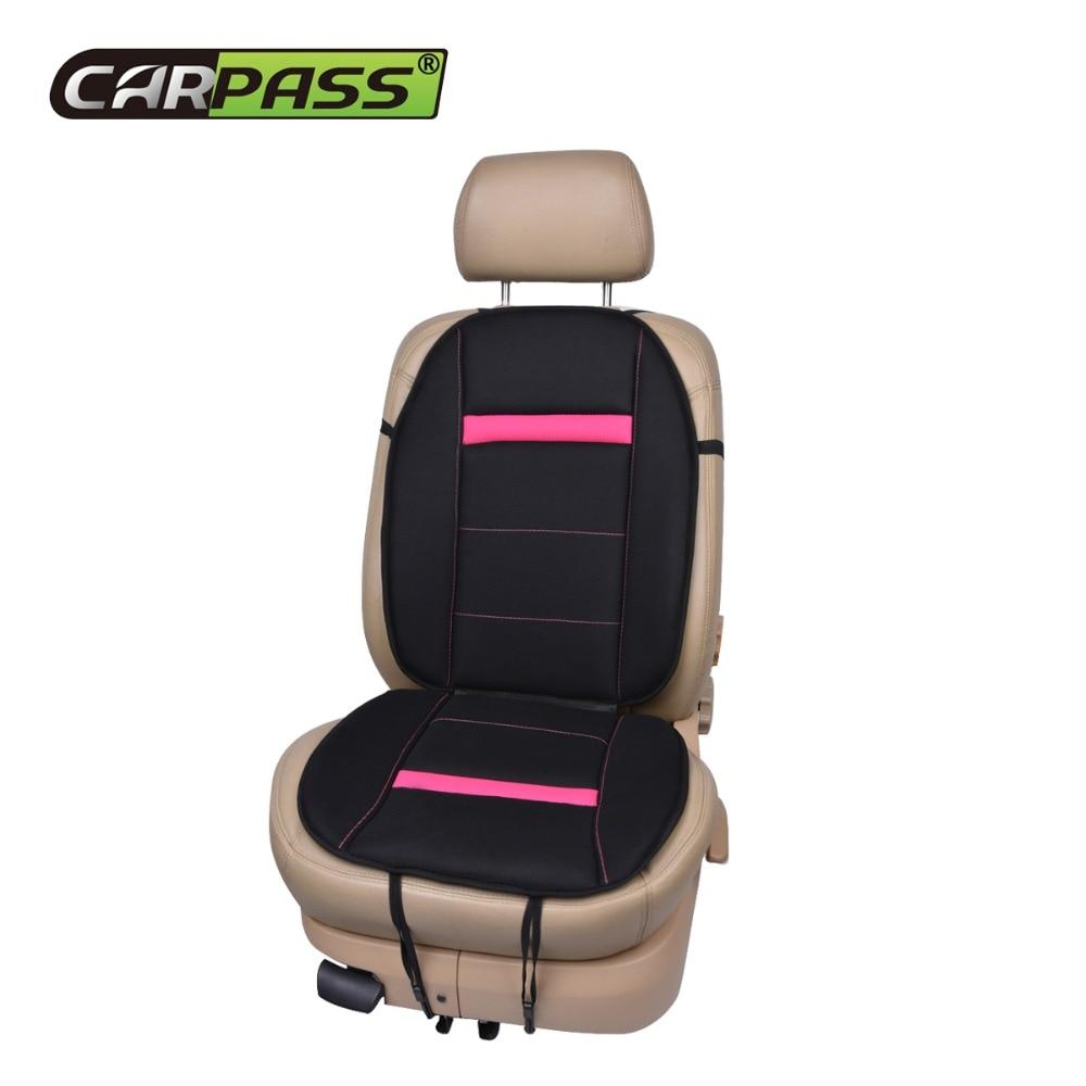 Автомобиль-проходят мягкие удобные подушки сиденья автомобиля Pad Подушка Нескользящая Обувь с дышащей сеткой подходят для большинства лег...