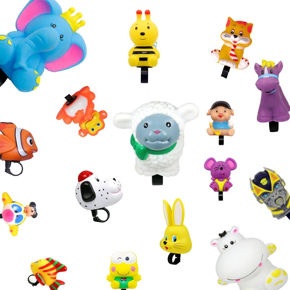Kids Fiets Bells Rubber Luchthoorn Rit Op Speelgoed Stuur Ring Bell