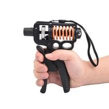 MAICCA 15-50KG Hand Grip Strengthener Adjustable Power Trainer Wrist Finger Exerciser Gym Fitness Muscle Training Hand Gripper