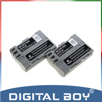 Digital Boy 2 Pcs Lot EN EL3E EN EL3e ENEL3E EN EL3E Replacement Li ION Battery