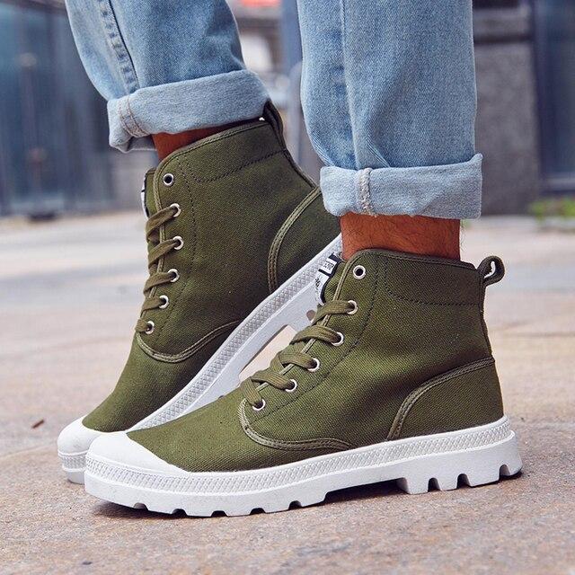 Unisex high side autumn sneaker ca