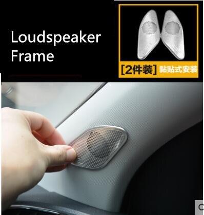 Серебристая нержавеющая сталь молдинги воздуха на выходе/фар/окна siwch рамки для Volkswagen POLO2011 12 13 14 15 16 AA339A - Название цвета: F