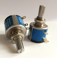 [YK] original MOD533 11 MOD 533 11 MOD 533 1K 2K 5K 10K 5% LIN.2% VISHAY Precision potentiometer High precision switch