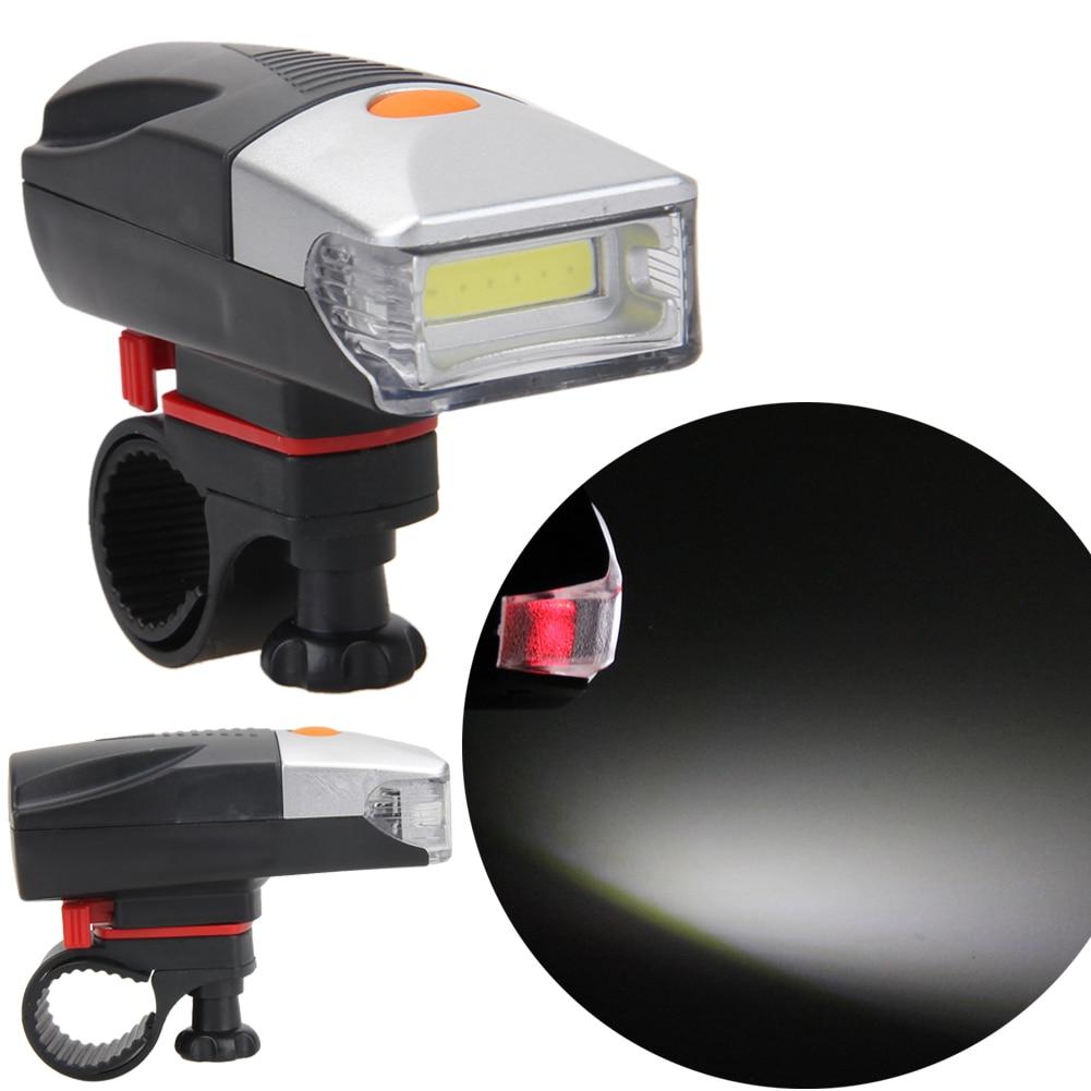 9 LED Rear Light 2 SETS Bright Bike Bicycle Lights Waterproof 5 LED Head Light