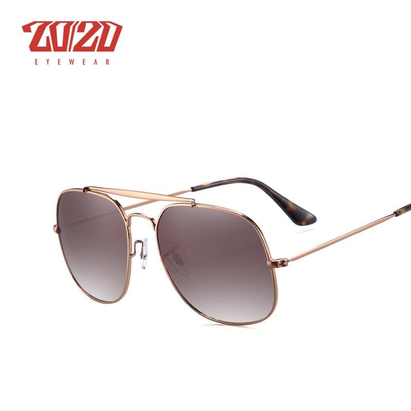 20/20 Brand New Vintage Men Sunglasses Unisex Polarized Square Eyewear Sun Glasses for Women Oculos 17009 4