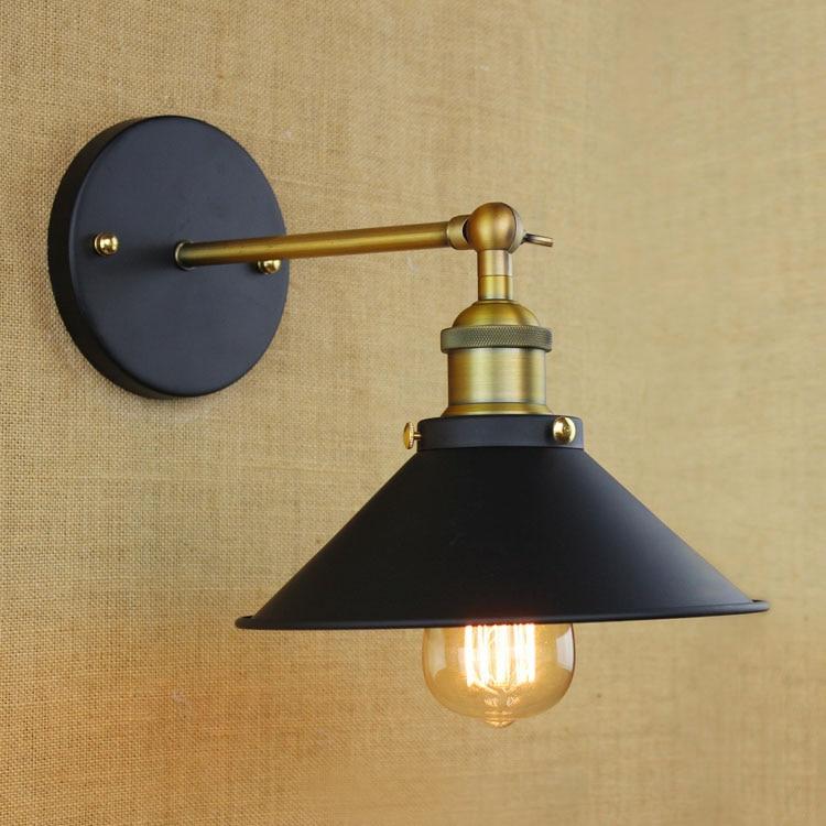 Antique Rustic Vintage Τοίχου Φωτιστικά Τοίχου - Εσωτερικός φωτισμός