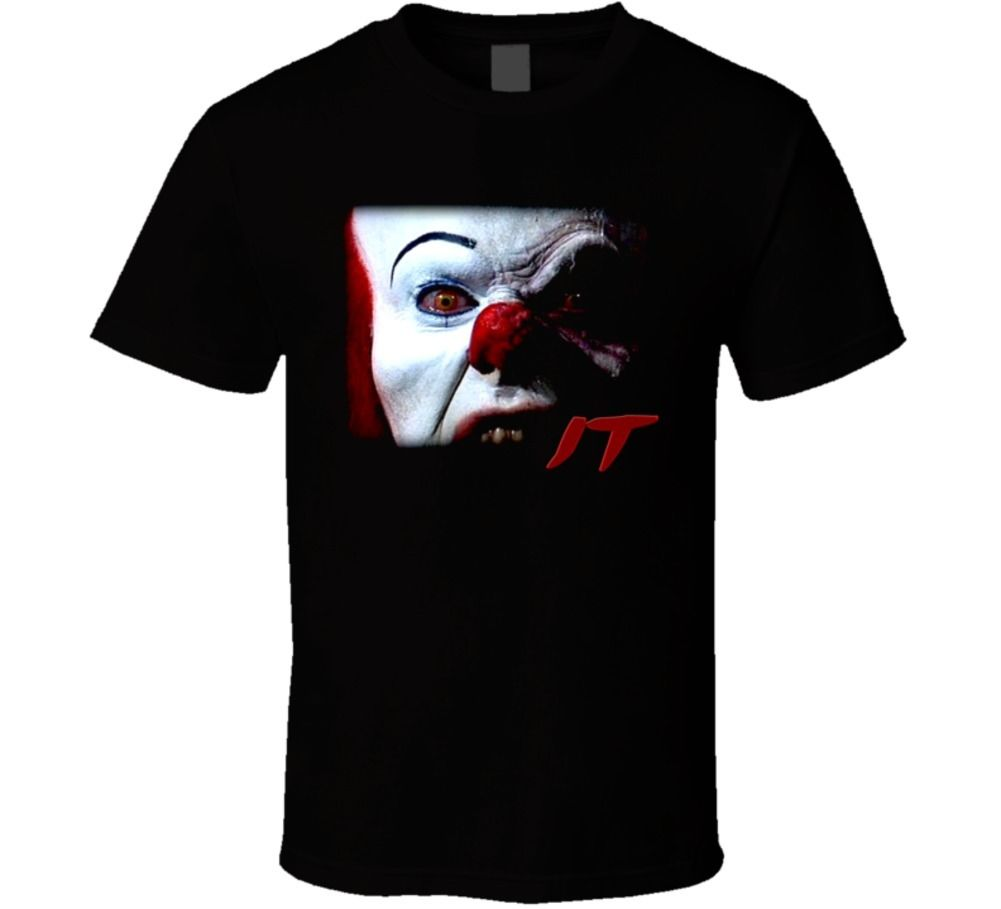 Diplomatic It Clown T Shirt 2018 New Arrival T Shirt 100% Cotton Short Sleeve O Neck Tops Tee Shirts Summer Short Sleeves Fashion To Suit The PeopleS Convenience Men's Clothing