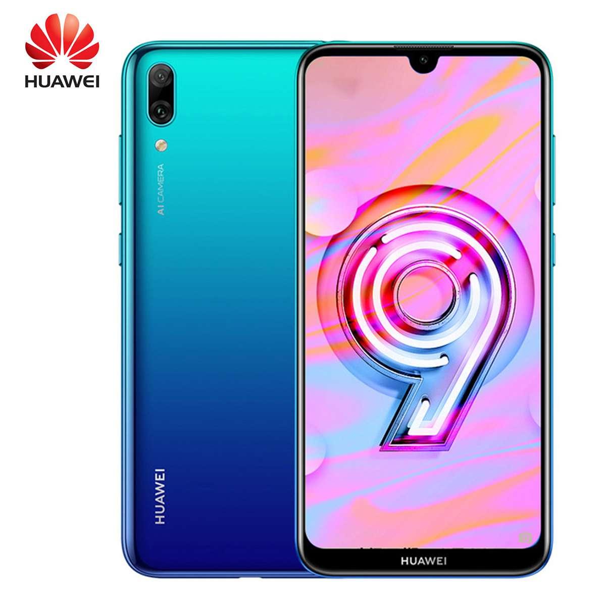 "Huawei Enjoy 9 Smart Phone 3+32G 6.26"" Android 8.1 Octa Core Huawei Y7 Pro Mobile Phone 4000mAh Dual Card Dual Stand 4000mAh"