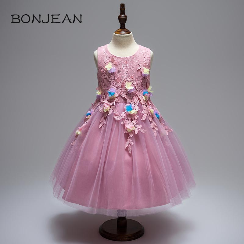 Girlss Costumes Dresses Wedding Dress Girl Party Ceremony Princess Dress Teenagers Girls Dresses Prom Gowns